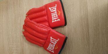 Перчатки для боев без правил MMA Everlast в отличном состояние