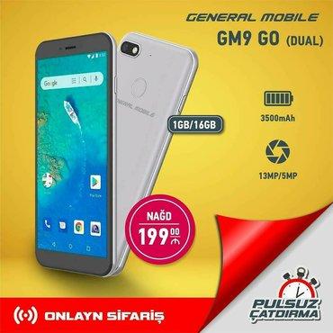 General mobile GM9 FO əsl siz istəyən qiymətə. #evdəqal al və