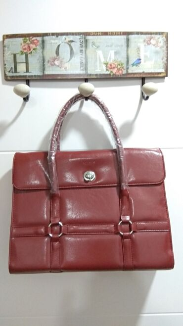 Avon torba - Srbija: Avon torba, bordo boje. Dve rucke, unutra ima dzep, bez pregrada
