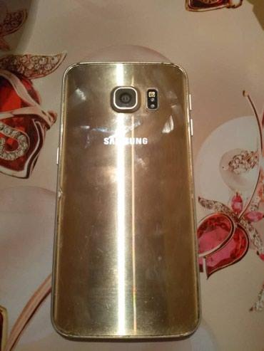 Srochna...Samsung galaxy s6 edge 1 sim 32gb. v otlichnom sostainyi. в Бишкек