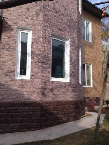 фасадный декор бишкек в Кыргызстан: Фасадный камень из гипса огромный ассортимент