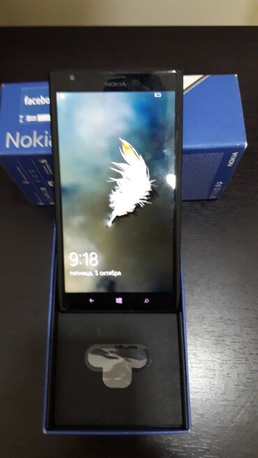 Nokia Azərbaycanda: Nokia lumia 1520 MODEL
