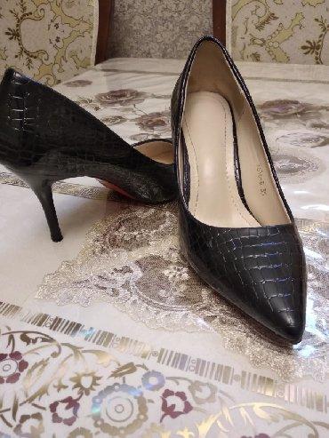 qara-ayaqqabılar - Azərbaycan: Yeniden secilmir. temiz deri ayaqqabilar. Bir dəfə