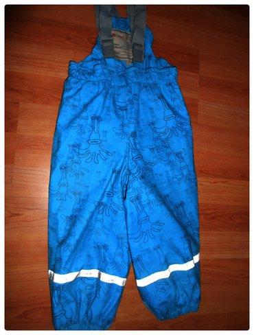 Pantalone ski- gumirane  vel.2-3 godine  Pantalone ski vel. 92 - Beograd