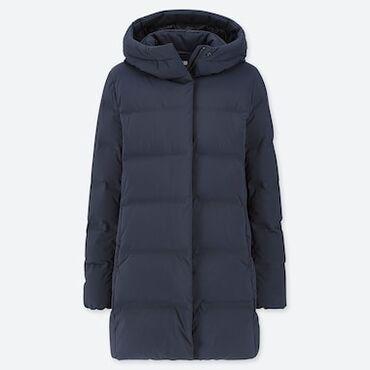 UNIQLO Зимняя куртка  Пуховик  Женская куртка Мужская куртка