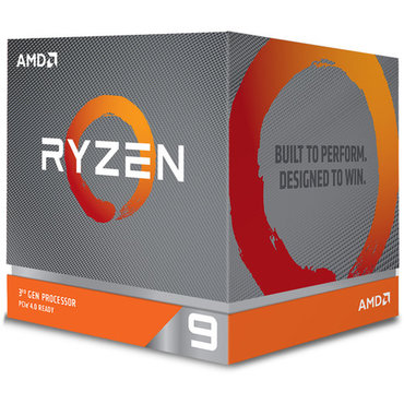 AMD Ryzen 9 3900X 3.8 GHz 12-Core AM4 Processor Wraith Prism LED