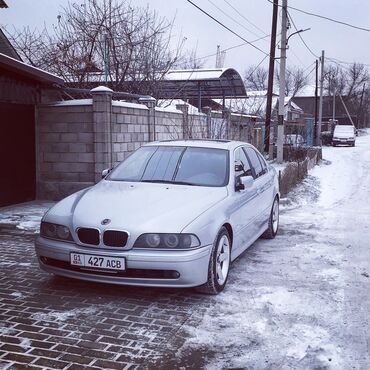 шницер диски в Кыргызстан: BMW 5 series 2.5 л. 2002 | 265000 км
