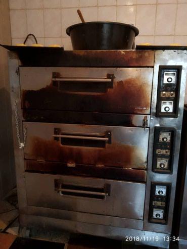 Печь для производства выпечка в Бишкек