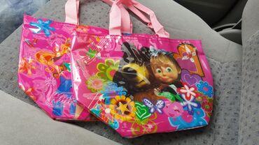 акустические системы monster колонка сумка в Кыргызстан: Сумка детская сумочка для девочки маша и медведь НОВЫЕ цена за одну