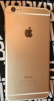 IPhone 6 plus gold 16 gb в Бишкек