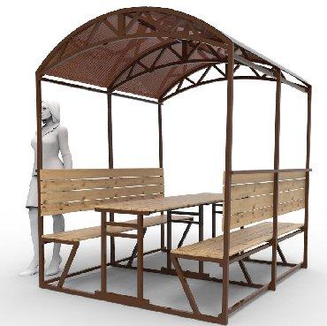 Мебель - Кызыл-Кия: Делаем Топчаны беседки на заказ быстро качественно не дорого. Из