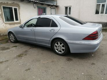 Автомобили - Каракол: Mercedes-Benz S-Class 3.2 л. 1999 | 123456 км