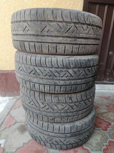 диски воссен 17 в Кыргызстан: Летние шины Размер р 17 45 215 цена за комплект 6500 отличный состояни
