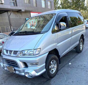 митсубиси бишкек in Кыргызстан | АВТОЗАПЧАСТИ: Mitsubishi Delica 3 л. 2006 | 120000 км