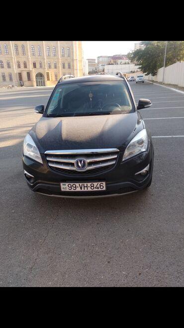 Changan Azərbaycanda: Changan CS35 1.6 l. 2014 | 175000 km