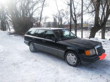 купить двигатель мерседес 3 2 бензин в Кыргызстан: Mercedes-Benz W124 2.3 л. 1991 | 460000 км