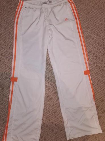 Adidas trenerka zenska - Srbija: Ženske pantalone Adidas L
