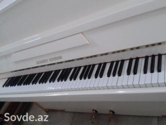 Bakı şəhərində Alexander Herrmann pianosu satılır. Piano  Almaniya istehsalıdır,