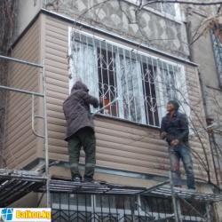 Утепление балконов под ключ,качество,срокиутепление балконов,утепляем