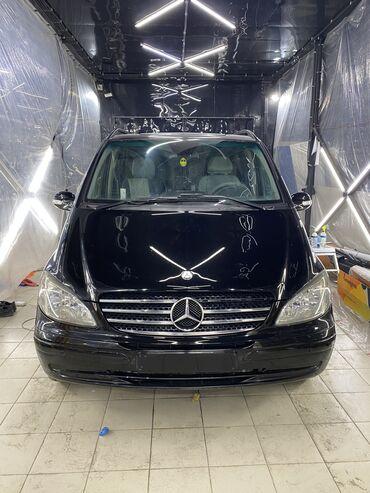 купить мотор мерседес 2 2 дизель в Кыргызстан: Mercedes-Benz Viano 2.2 л. 2008 | 317000 км