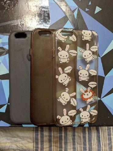 iphone-6-чехол в Кыргызстан: Чехлы на iphone 6/6s, 250 сом за всё