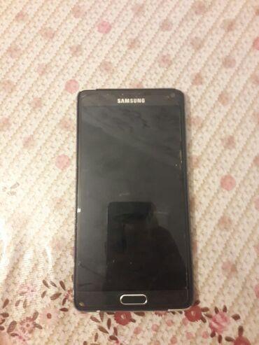 Alfa romeo 166 32 mt - Azərbaycan: İşlənmiş Samsung Galaxy Note 4 32 GB qara