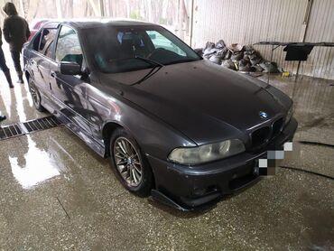 bmw 2800 в Кыргызстан: BMW 5 series 2 л. 1999 | 7777777 км