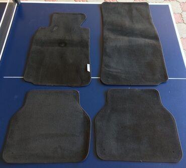 Продаётся комплект поликов от  BMW E39  В оригинале  Материал тряпочны