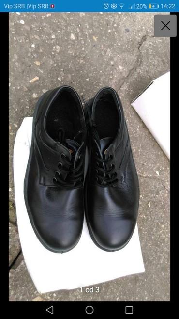 HTZ radne cipele nove br 45 Antistatic IOB - Zrenjanin