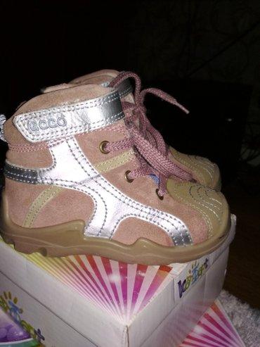 Продаю ботиночки фирмы Экко для девочки очень красивые и стильные разм в Токмак