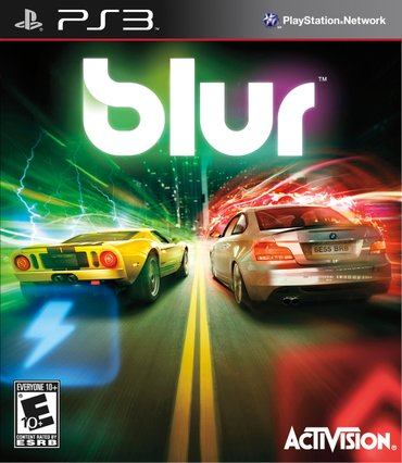 """Bakı şəhərində """"Blur"""" PS3 oyun diski"""