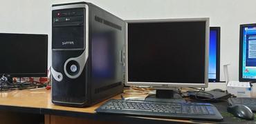 Intel dual core 5800. 3.2 ghz. 2 гб. жесткий диск 120 гб. двдром