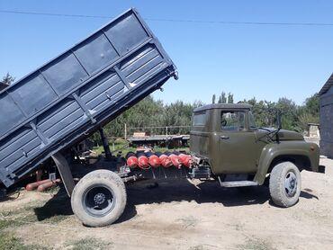 ЗИЛ - Кыргызстан: ЗИЛ 114 1985