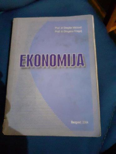 Ekonomija dr.Dragisa Milicevic,dr.Dragana Kragulj Dosta podvlaceno
