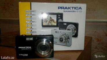 Praktica luxmedia fotoaparat... Yeni.. Qutuda.. Full hd video kamera  в Баку