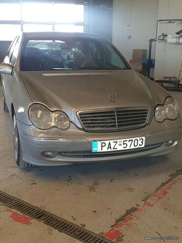 Mercedes-Benz C 200 2 l. 2004 | 250000 km