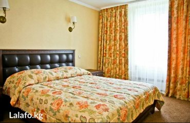 Гостиница.  Люкс номера.  Сдаю квартиру в Бишкек