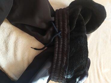 Спортивные брюки термо размер 46