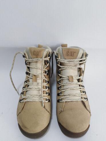CAT original vrhunske duboke cipele,prirodna fina kvalitetna