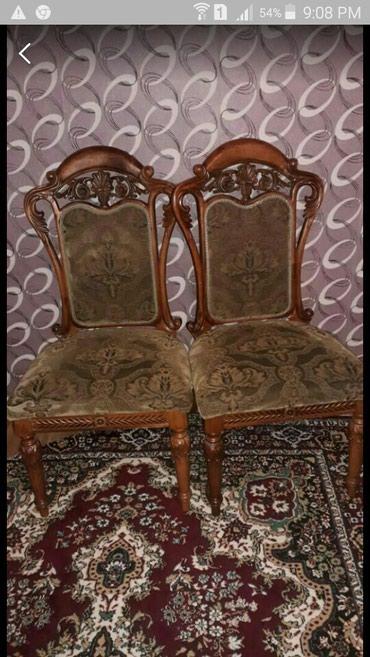 Bakı şəhərində Malaziya istehsali stol stul desti,yenidir.