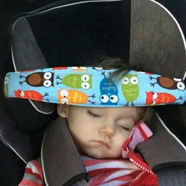 Sigurnosni pozicioner, (držač glave) za auto sediste  - Beograd - slika 9