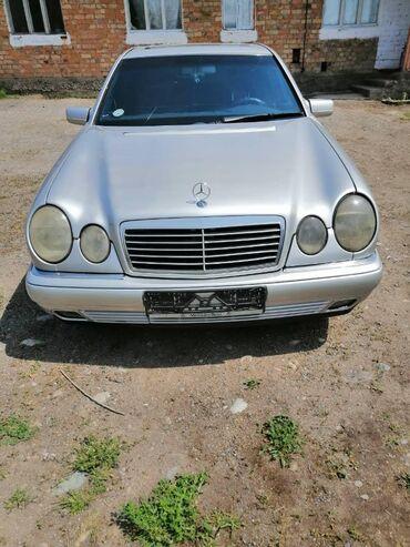Mercedes-Benz в Кыргызстан: Mercedes-Benz E-класс AMG 4.2 л. 1996 | 280000 км