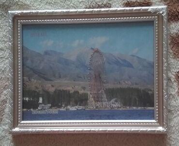 рамку для фото в Кыргызстан: Продаю рамку для фото. Новая. 20см*15см