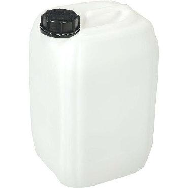 Другие товары для дома в Кызыл-Кия: Продаётся 20 литровые канистры количестве 15 шт химстойкие