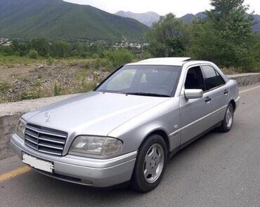 Mercedes-Benz Sumqayıtda: Mercedes-Benz C 180 1.8 l. 1996