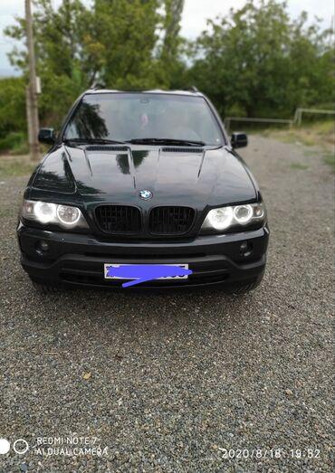Nəqliyyat - Gəncə: BMW X5 3 l. 2001 | 10000 km