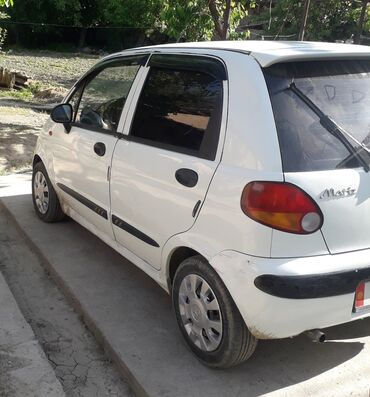 Daewoo Matiz 0.8 л. 2000 | 241241 км