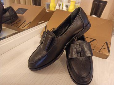Мужская обувь - Кыргызстан: Кожаные лоферы турецкой фирмы Magza, состояние идеальное,без царапин