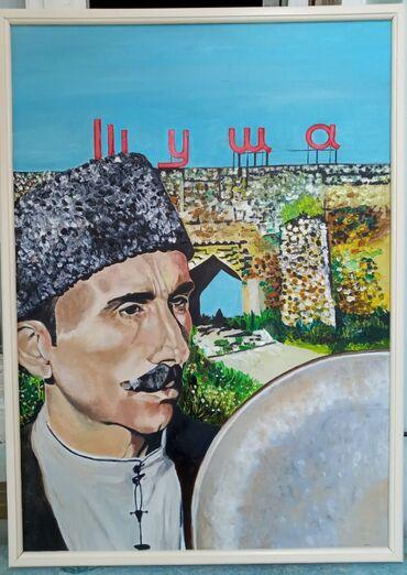 portret - Azərbaycan: Sifarişlə əl işləri | Rəsm əsərləri, portretlər