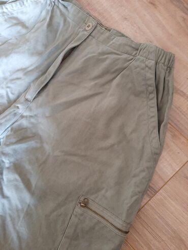 Zenske pantalone broj - Srbija: Zenski sorc duzi safari. Vel 40